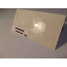 F-профиль Кремовый 32*28 глянцевый