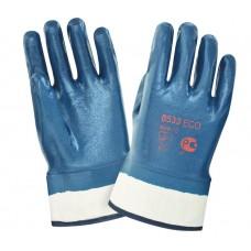 Перчатки нитриловые с тяжелым покрытием  ЕСО