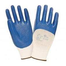 Перчатки нитриловые с легким покрытием  SafeFlex Full