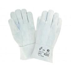 Спилковые перчатки 0222
